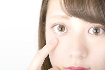 瞼裂斑症状